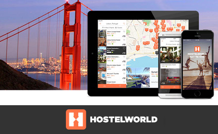 Application Hostelworld