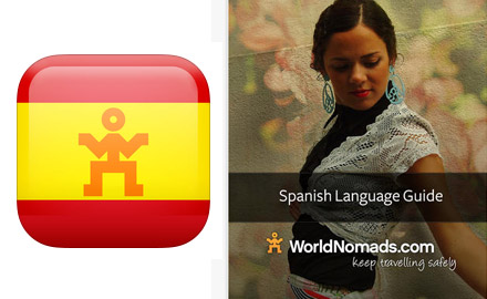 Application Spanish Language Guides by World Nomads