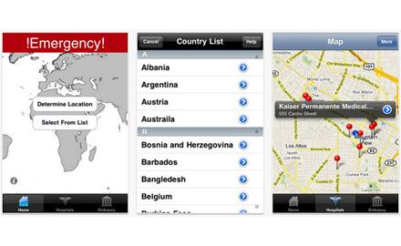 Travel Emergency