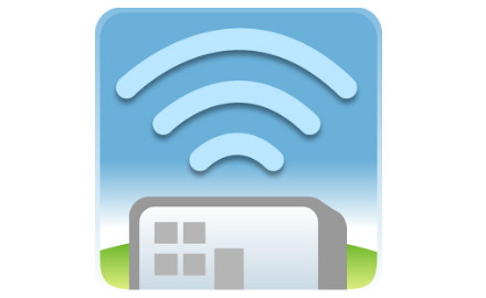 L'application Wi-Fi Finder