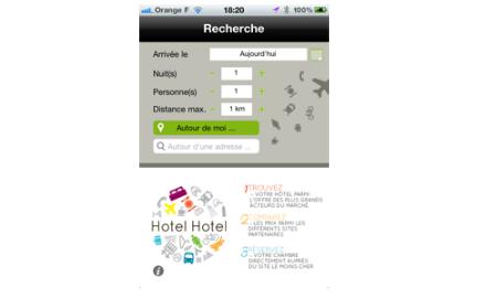 Application Hotel Hotel