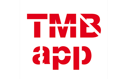 L'application Transports Métropolitains de Barcelone (TMB)