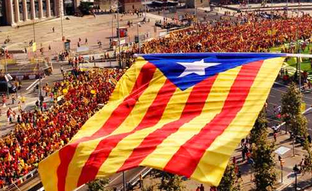 La Diada, la fête nationale en Espagne !