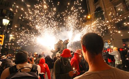 Le Festival de La Mercè