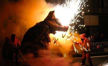 Les Festes de Sant Antoni