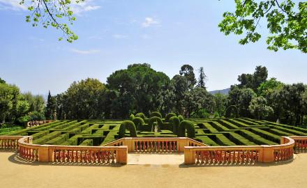 Parc du Labyrinthe d'Horta