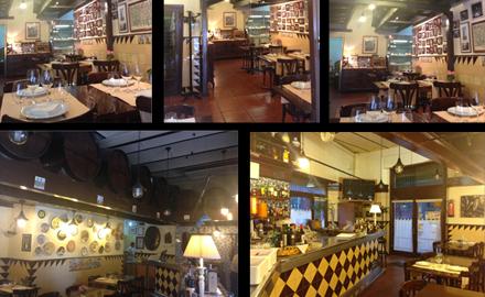 Restaurant Can Pineda