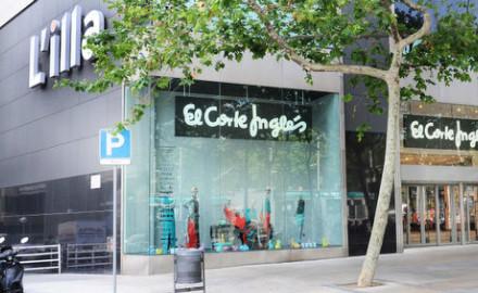 Centro comercial l 39 illa diagonal mode barcelone destination barcelone - Centro comercial lilla ...
