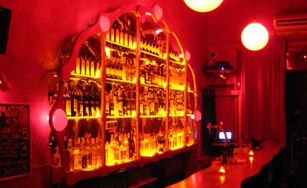 Rubi Bar & Restaurant à Barcelone