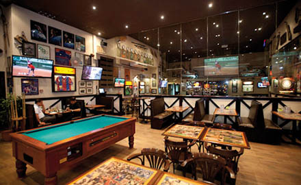 Le Sports Bar