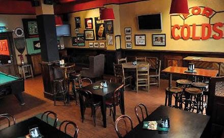 Le Flaherty's, Irish Pub à Barcelone