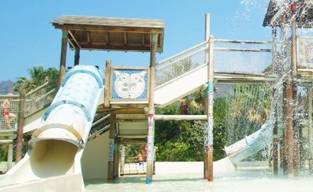 Parc aquatique Aqua Brava à Roses