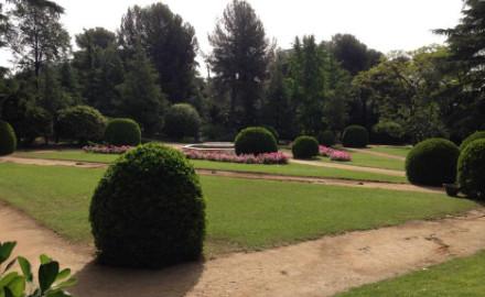 Jardins Pedralbes