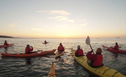 Kayak de mer - Tarragone