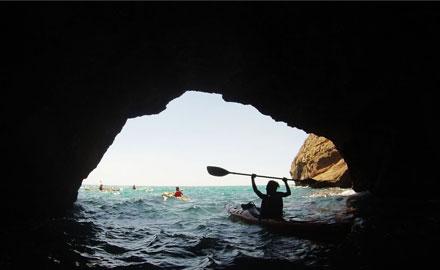 Kayak de mer - TGNautica