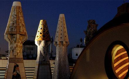 Visites nocturnes du Palau Guell