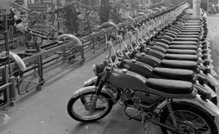 Catalunya Moto au Palais Robert