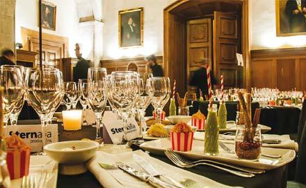 Le dîner des sens2 - Barcelone