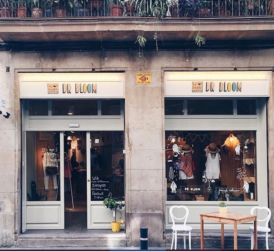 La boutique Dr. Bloom