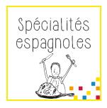 Spécialités espagnoles